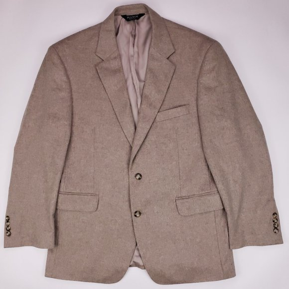 Jos. A. Bank Other - Jos A Bank Cashmere Sport Coat 42S Beige 2 Button